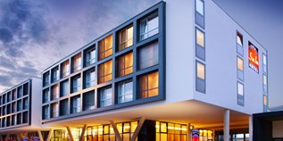 Stadthotels - Hunde: erlaubt - Star Inn Hotel Salzburg Airport-Messe, by Comfort