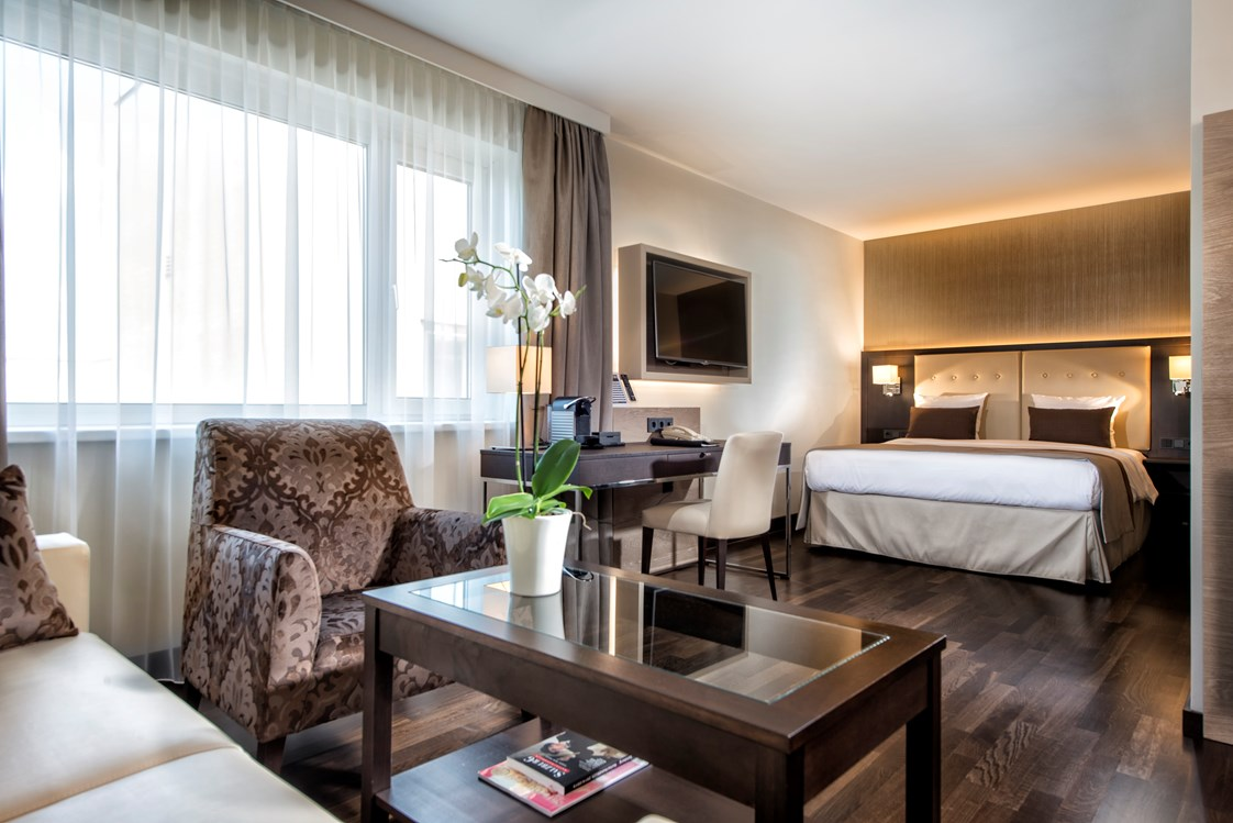 Hotel: Executive Business Class Zimmer - Wyndham Grand Salzburg Conference Centre